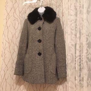 Guess  Pea Coat  size  M